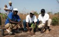 Tree planting action of Naturefriends in Senegal